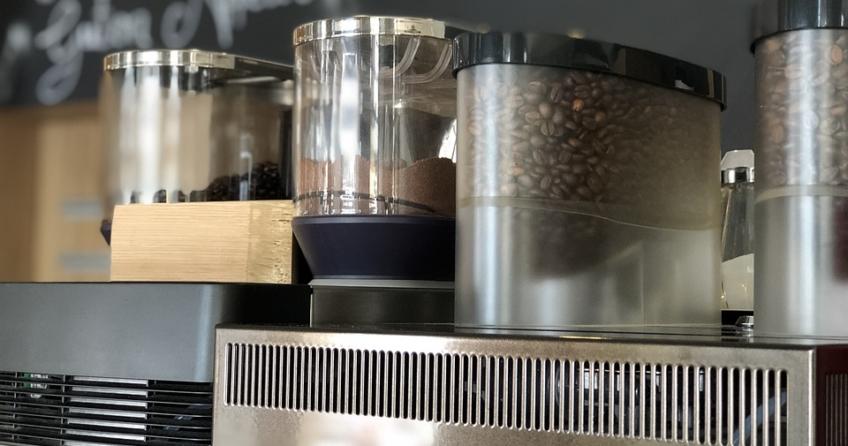 Kaffeemaschine für die Familie