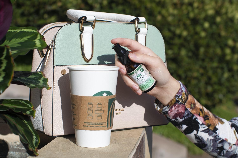 CBD Öl im Kaffee